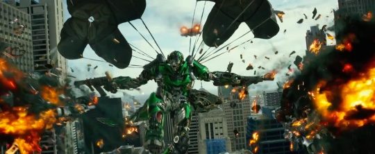 Transformers-4-Crosshairs