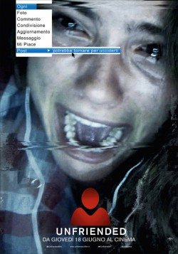 Unfriended locandina