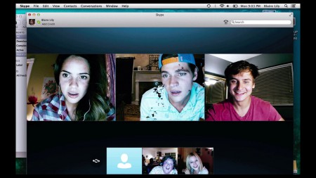 unfriended scena